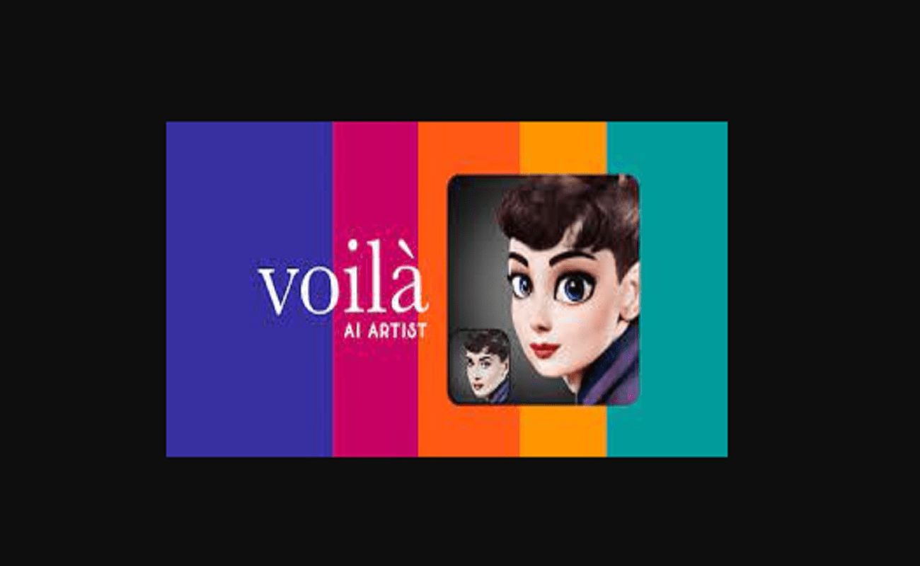 Voila Cartoon App