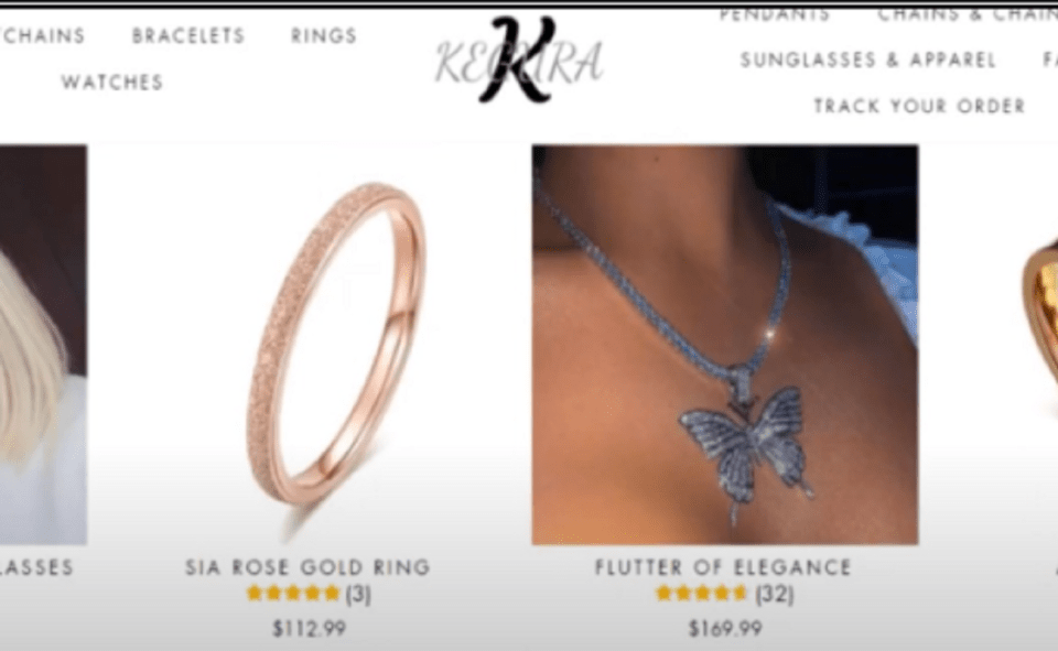 Image Of What Is Kegura Jewelry