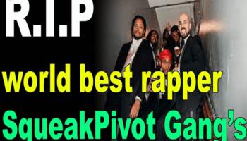 How Did Rapper Squeakpivot Die