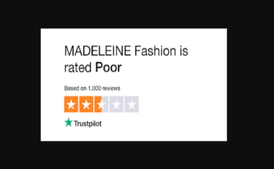 Image Of Is Madeleine Legit