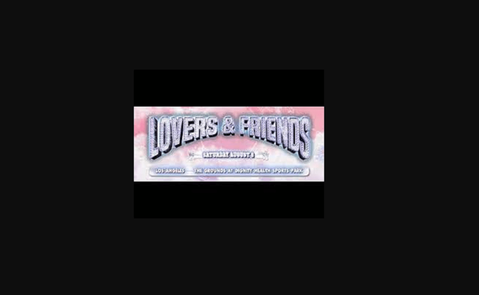 Image Of Lovers And Friends Festival 2022 Real
