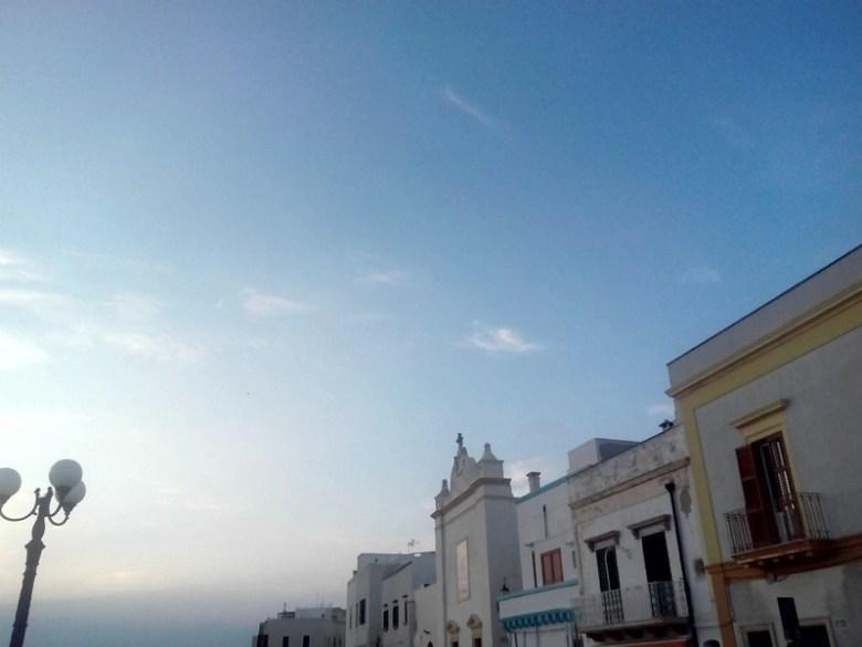 Estate in Salento - panorama
