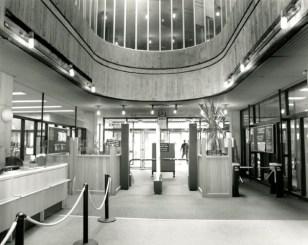 First floor in 1990s