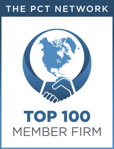 The PCT Network Top 100 Member Firm Award
