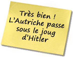 L'ORDRE DU JOUR POST IT