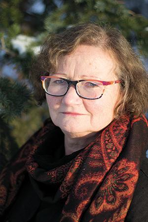 Die Autorin Ilona Krömer