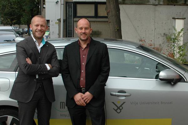 """Joeri Van Mierlo: """"Elektrische mobiliteit kan bijkomende jobs creëren"""""""