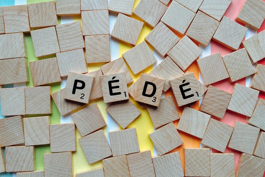 Pédé (Zizomag.be)