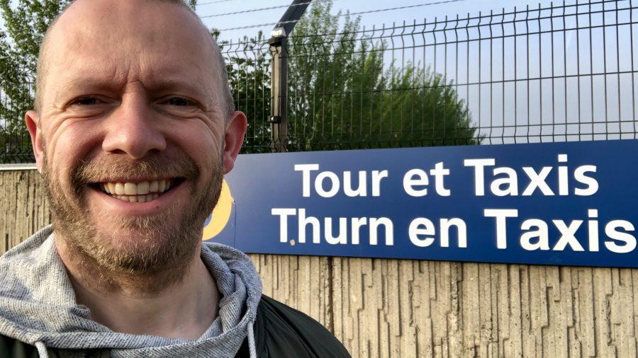 Halte Thurn & Taxis (2 mei)