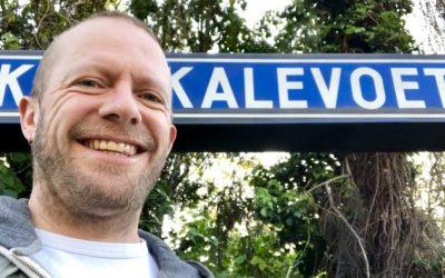 Halte Ukkel Kalevoet (16 mei)