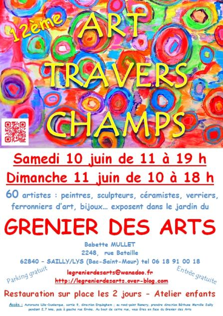 Arts travers Champs 2017