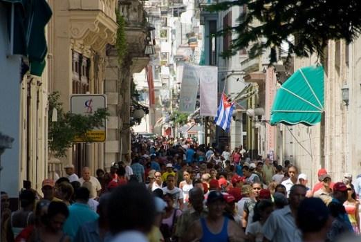 obispo Um passeio por Havana: La Ciudad de las Columnas