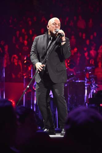 Billy Joel 5'5