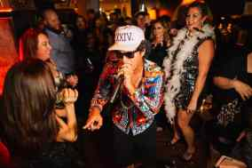 bruno mars party entertainer