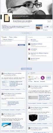 Biografía de las Páginas de Facebook