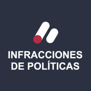 Infracción de Políticas de Adsense