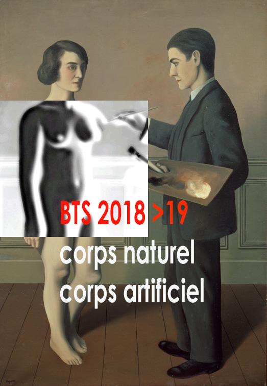 Bts 2018 2019 Corps Naturel Corps Artificiel Seance Introductive