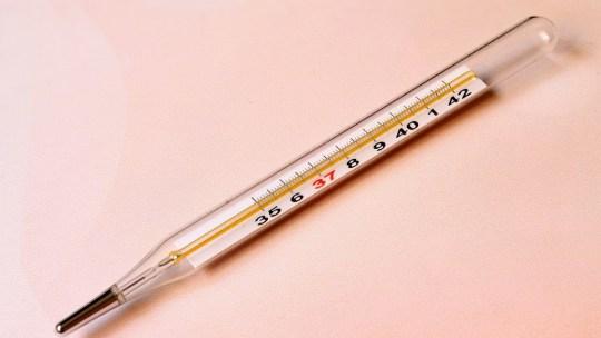 Proibição do uso de termômetros e esfigmomanômetros de mercúrio