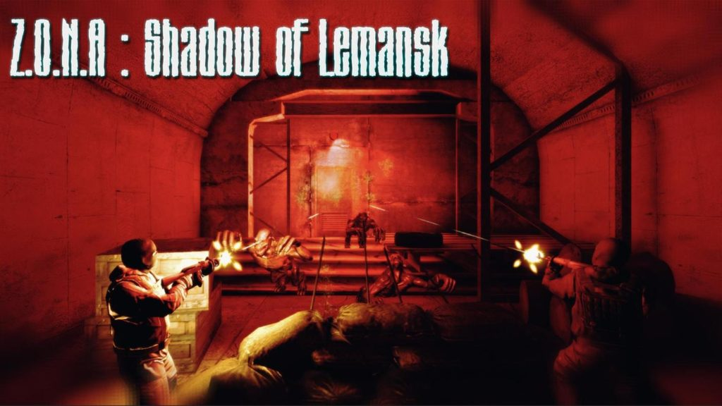 Z.O.N.A SHADOW LEMANSK LITE ANDROID