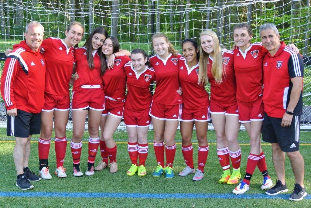 Bruno United 2017 Alumni Girls