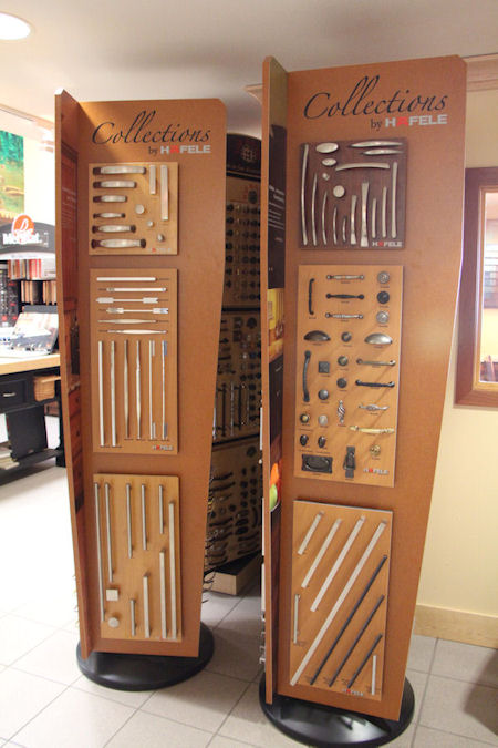cabinet hardware for kitchens and bathrooms