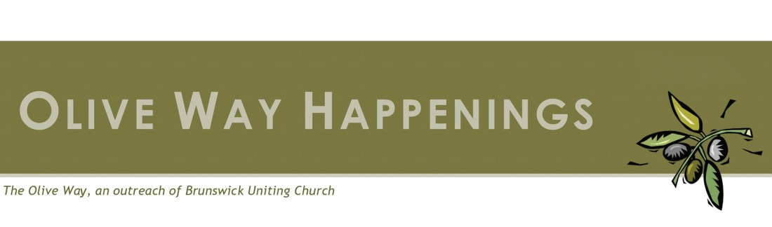 Olive Way Happenings