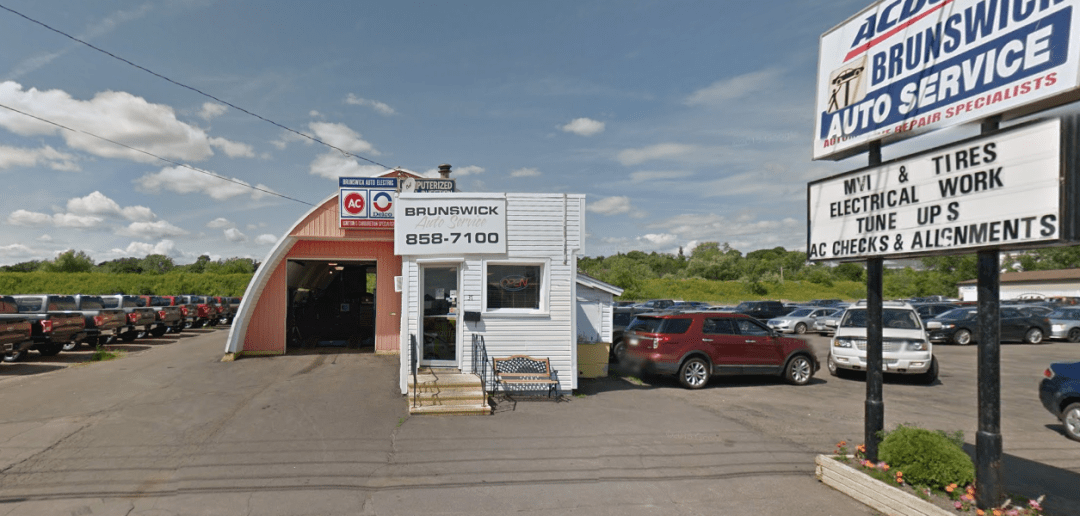 Contact Brunswick Auto Service