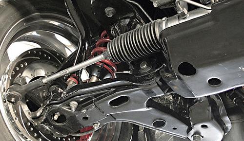 Steering & Suspension Brunswick Auto