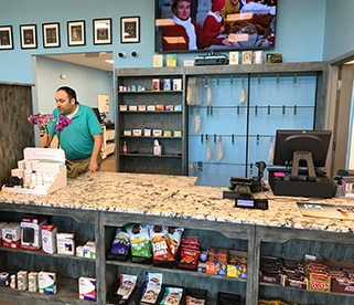 Leland NC Pharmacy Cabinet and Countertop Project