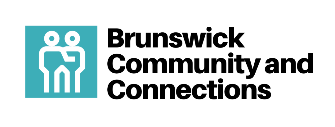 Brunswick Community and Connections Logo