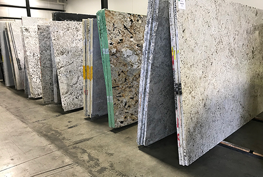 Countertop Surface Inventory