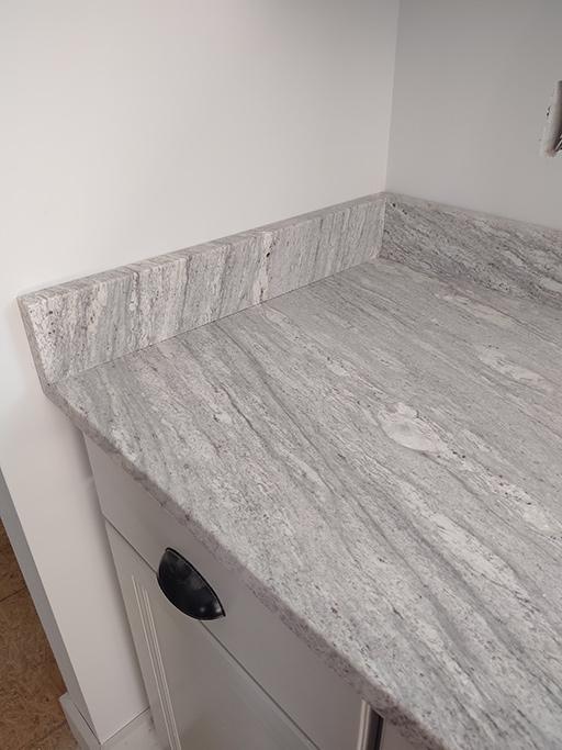Kitchen Granite Thunder White Countertops