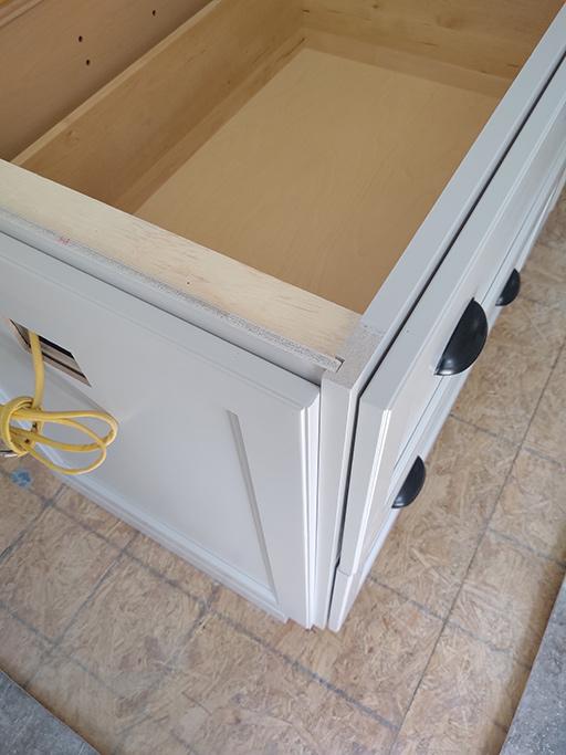 Kitchen Island Cabinets by Kabinart