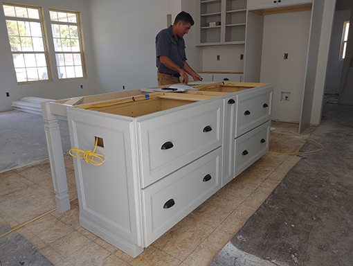 Supply NC Kitchen Remodel Installation