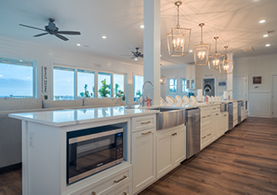 Ocean Isle Beach NC Kitchen Design
