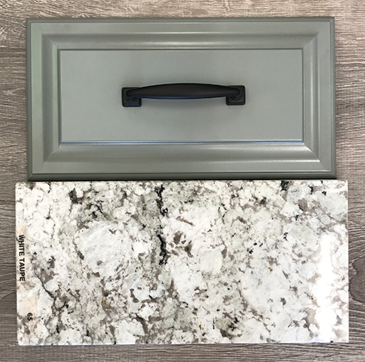 Designer Amy Richardson Cabinet and Countertop Pairing January 2021
