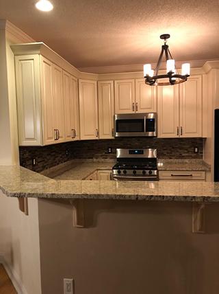 Kitchen Remodel in BSL
