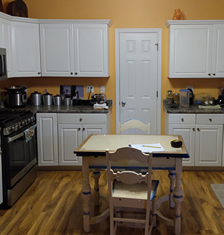 Kitchen Remodel in Boiling Spring Lakes