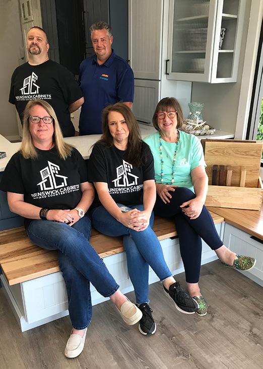 Brunswick Cabinets and Countertops Team
