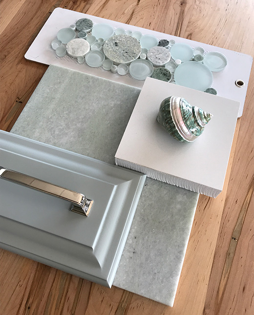 Designer Cindy Bennett-McCune Cabinet and Countertop Pairing July 2021