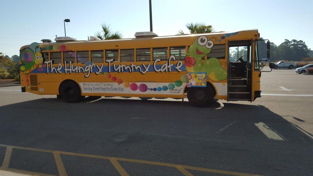 The Yummy Bus