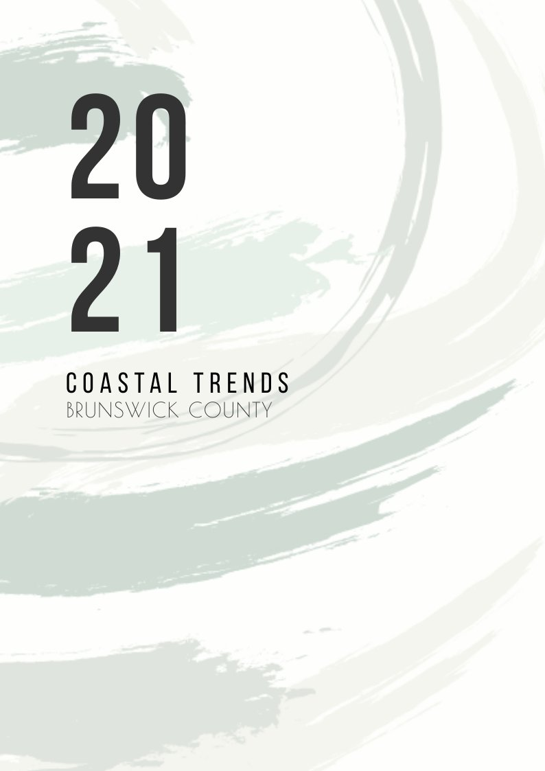 2021 Coastal Trends Brunswick County