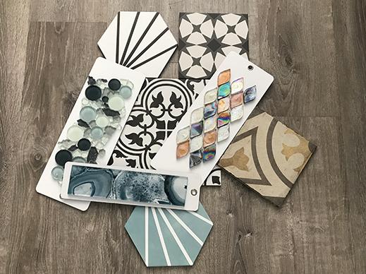 Deco, Bold & Patterned Tile