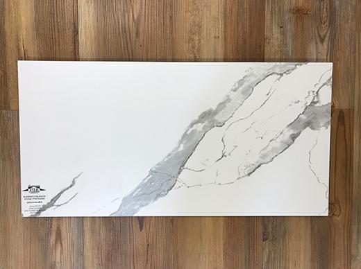Large Format Tile Valencia Statuario