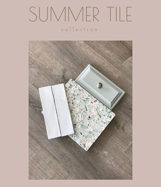 Brunswick Tile and Flooring's Summer Tile Collection 2021