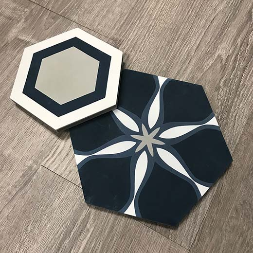 Lili Tiles at Brunswick Tile and Flooring