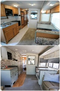 Our RV Makeover Project