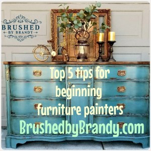 Top 5 Tips for Beginning Furniture Painters