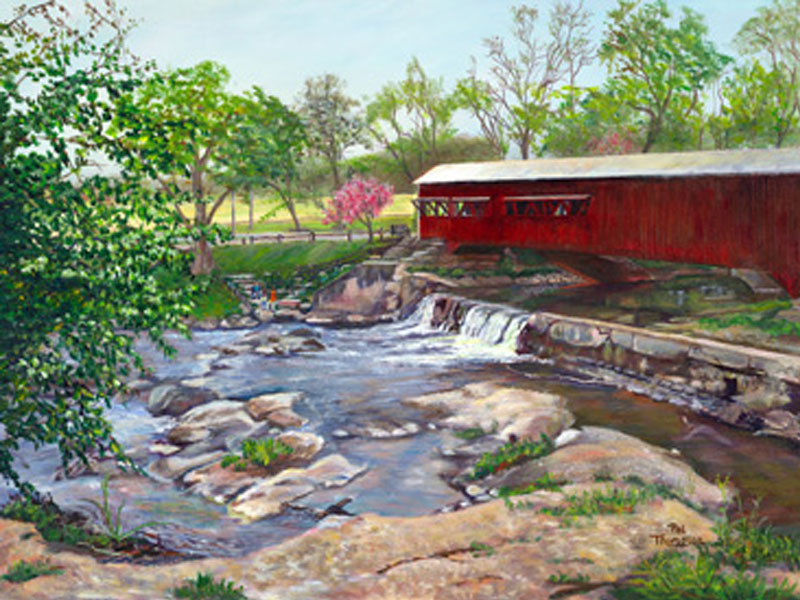 Mansfield Covered Bridge