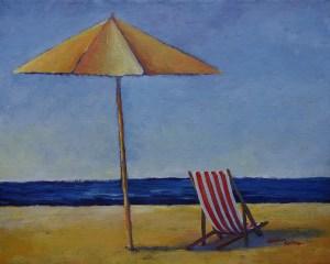 At the Beach